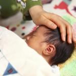 赤ちゃんが夜中に起きてしまう