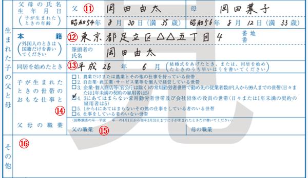 出生届03