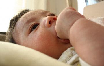 子どもの個性的な入眠儀式