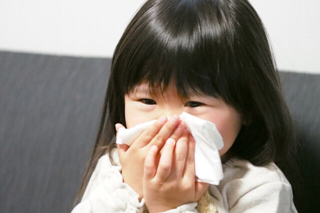 子どもがかかりやすい病気一覧