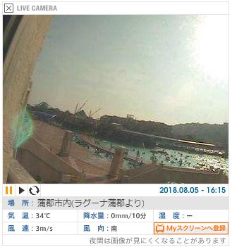 weathernews Live Camera