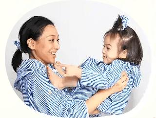 育児ママ用バスローブ01